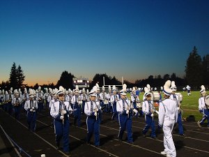 SWHS Band