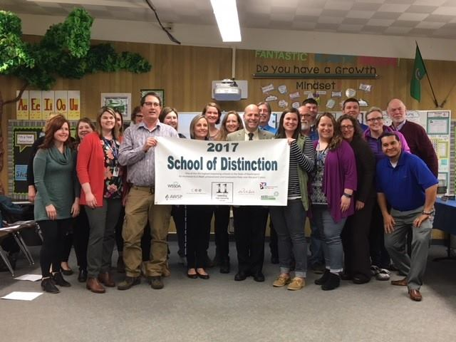 Clear Lake is 2017 School of Distinction